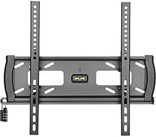 "Tripp Lite Display TV Monitor Security Wall Mount Tilt for Flat/Curved Screens 32""-55"" UL Certified (DWTSC3255MUL)"