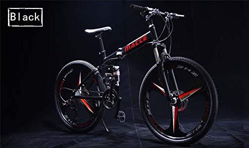 ALOUS Bicicleta de montaña/Bicicleta Plegable Paseo 24 Pulgadas / 26 Pulgadas /...
