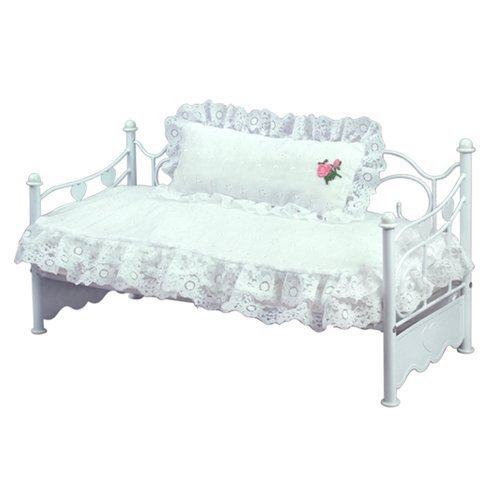 Doll Comforter and Pillow Set by Sophia