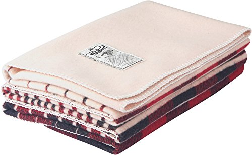 Woolrich Home 92013 Buffalo Fade Out Jacquard Blanket