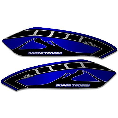 Adesivi 3d Protezioni Paramani Mod_02 Compatibili Con Yamaha Super Tenere