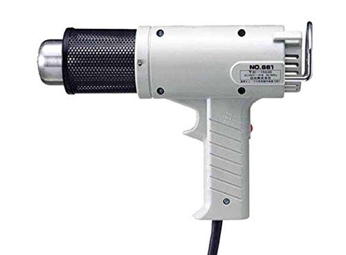 白光 工業用熱風器800W 880B