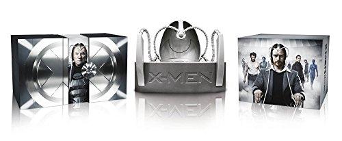 X-Men Cerebro Collection inkl. Cerebro Helm (alle X-Men Filme inkl. X-Men: Zukunft ist Vergangenheit) [Blu-ray] [Limited Edition]