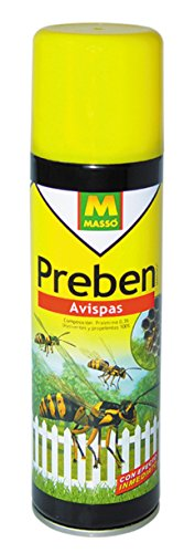 Preben 230246 Insecticida avispas, Transparente, 5.2x25x5.2 cm