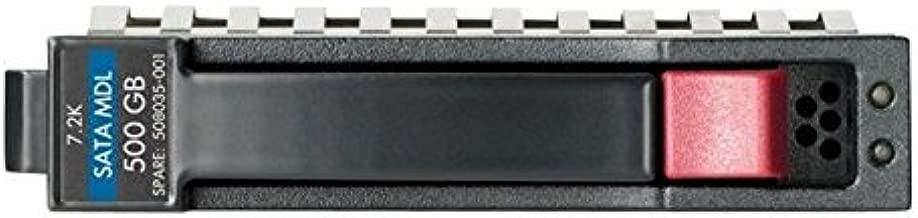HP 507750-B21 HP 500GB 3G SATA 7.2K 2.5IN MDL HDD
