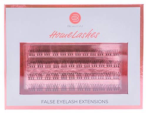 HomeLashes - Künstliche Wimpernverlängerung/Lash Extensions für Zuhause - Natural-Look