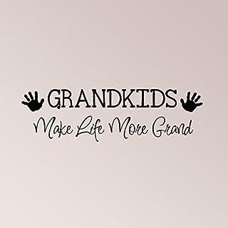 Amazon.com: grandchildren wall decals quotes