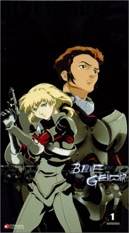 Blue Gender - Vol. 1 - Episodes 1 To 3 [VHS]