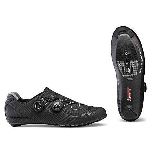 NORTHWAVE Sapatos EST NW Extreme Pro, Zapatillas Unisex Adulto, Black, 40 EU