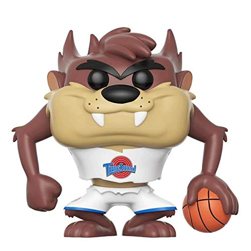 Funko Pop Movie : Space Jam - Shut Up Taz 3.75inch Vinyl Gift for Basketball Fans (Without Box) for Boy