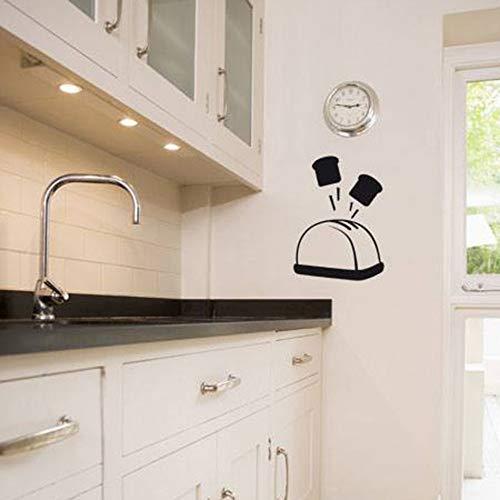 Toaster Bar Küche Restaurant Diy Wandaufkleber Dekorative Wasserdichte Pvc-Tapeten