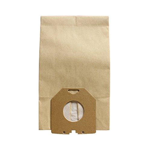 REYEE 10 bolsas de aspiradora de papel para Philips TC400 a TC999