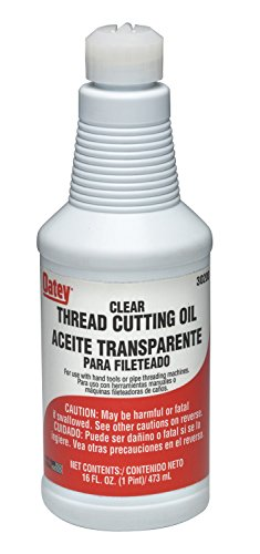 Oatey G30200 Light Cutting Oil, 1 Pint Jug, 1-Pack