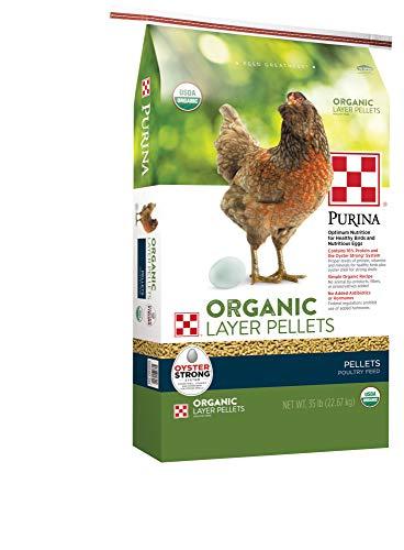 Purina Organic Layer Pellets, 35 lb