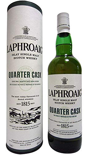 Laphroaig Quarter Cask Islay Single Malt Whisky - 0.70 l