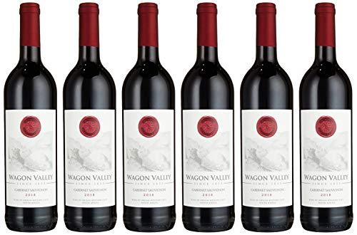 Wagon Valley Cabernet Sauvignon Rotwein 2018 75cl (6 Flaschen)