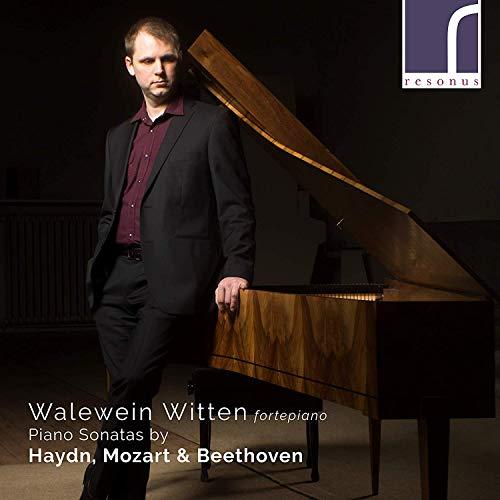 Walewein Witten - Piano Sonatas By Haydn, Mozart & Beethoven