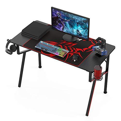 Eureka Gaming Tisch, 120 * 60cm Gaming...