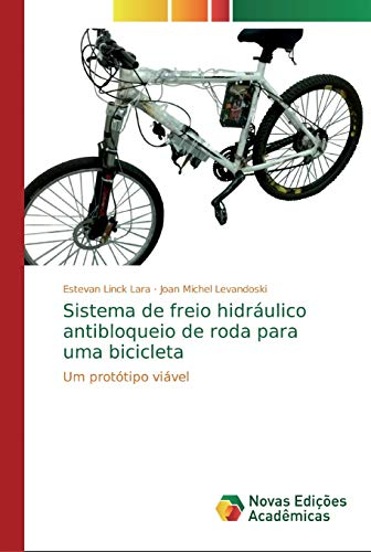 Sistema de freio hidráulico antibloqueio de roda para uma bicicleta