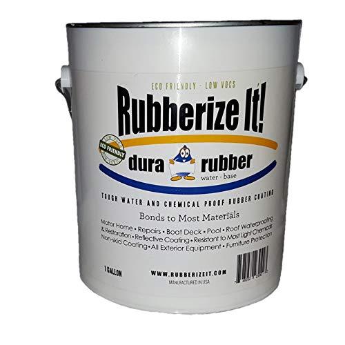 Rubberizeit Dura-Rubber 1 (White)