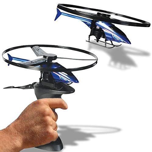 Eurowebb Hélicoptère avec Base de Lancement Automatique