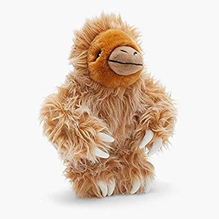 BarkBox Squeaky Dog Toys - Plush and Squeak Chew Toys   Puppy and Pet Toys for Small, Medium, and Large Dogs   Gordon The Giant Sloth