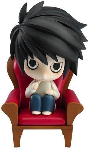 Good Smile Company - Figurine Manga - Death Note - Nendoroid L Action Figure