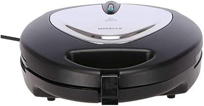 HomeStop Havells Toastino Multi Grill Sandwich Toaster - 800 W (Black_Free Size)