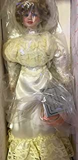 Danbury Mint Gibson Girl bride Anne by Judy belle porcelain doll