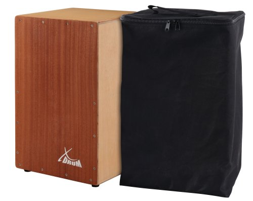 XDrum Primero Sapeli - Cajón, incluye bolso