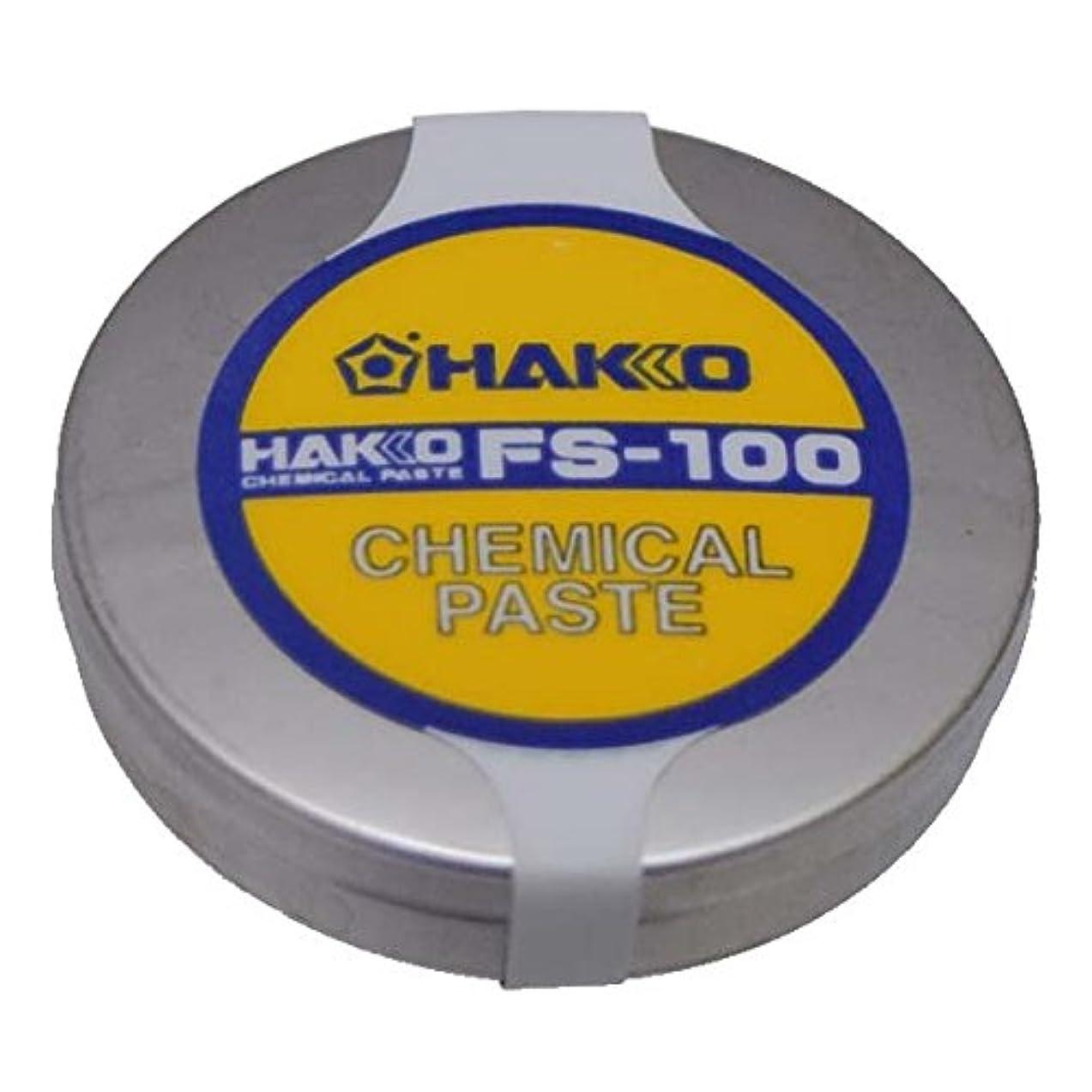 提供韓国語癌白光(HAKKO) こて先ポリッシャー ケミカルペースト FS100-01