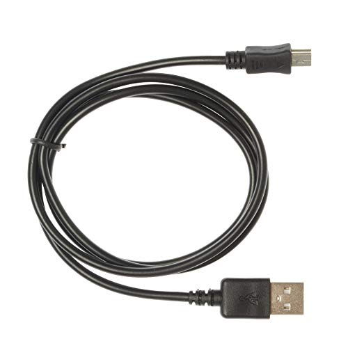 Kingfisher Technology 90cm USB PC / Fast Data Synch Black Cable Lead Adaptor for Snooper Truckmate Pro S7000 GPS