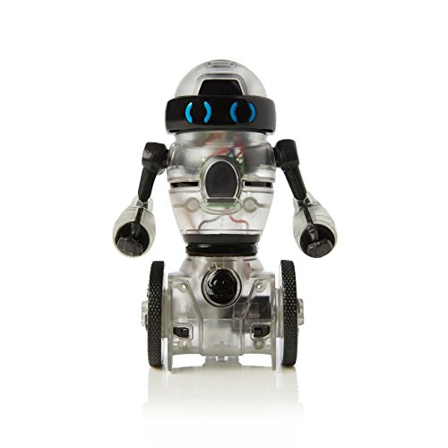 WowWee Mip Robot – RC Mini Build-Up Edition Toy