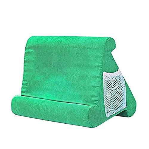 N\A Laptop Holder Tablet Foam Pillow Multifunction Pillow Laptop Cooling Pad Tablet Stand Holder Stand Lap Rest Cushion For Ipad Safe and Healthy (Color : 07)