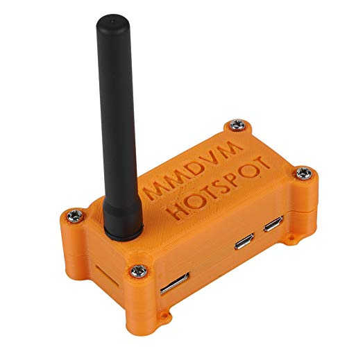 Bewinner MMDVM Hotspot,10mW High RF Power MMDVM Hotspot 430-450MHz UHF&433/900MHz VHF Hotspot Module voor Raspberry Pi,Wordt geleverd met een hoge prestaties 32-cijferige ARM Processor