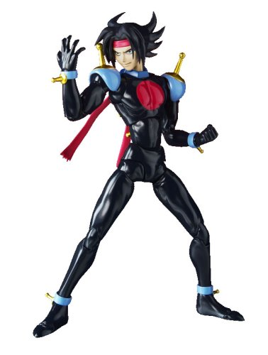 Bandai S.H. Figuarts G Gundam Domon Kasshu Action Figure [Toy]