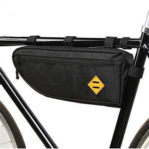 Bolsa para cuadro de bicicleta La bicicleta de ciclo Bolsas tubo del armazón frontal superior de la bolsa impermeable del camino de MTB Triángulo de maletas accesorios de bicicleta bolsa de los bolsos