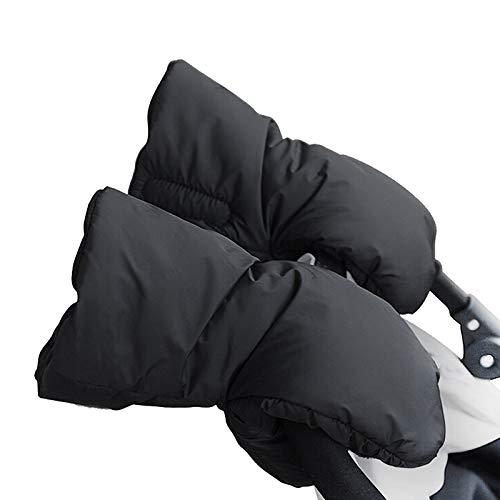EisEyen Pram Gloves Winter Antifeleze Waterproof Plus dik voor ouders en opvoeders