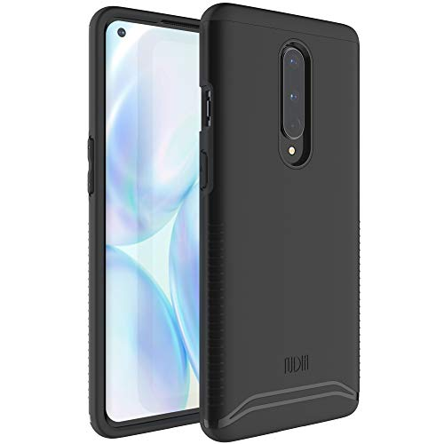 TUDIA Merge Designed for VERIZON ONLY OnePlus 8 5G UW Case, Dual Layer Heavy Duty Phone Case Cover for Verizon OnePlus 8 5G [Compatible with Verizon 5G UW ONLY] (Matte Black) Idaho