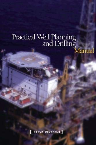 Well Planning and Drilling Manual