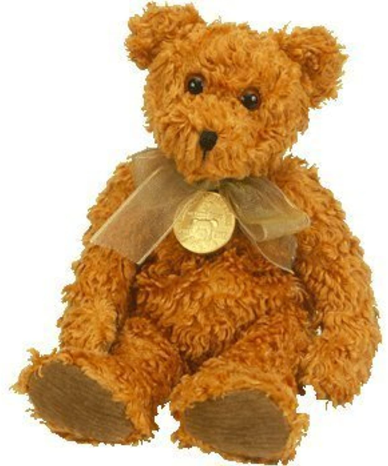 TY Beanie bambino - TEDDY the orso (100th Anniversary Teddy) by Ty