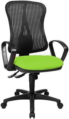 Topstar – Silla de Oficina HJH Solution Pro al.B2 Verde