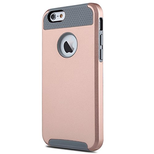 AILUN Phone Case for iPhone 6s,iPhone 6,Soft TPU Bumper&Hard Shell Solid PC...