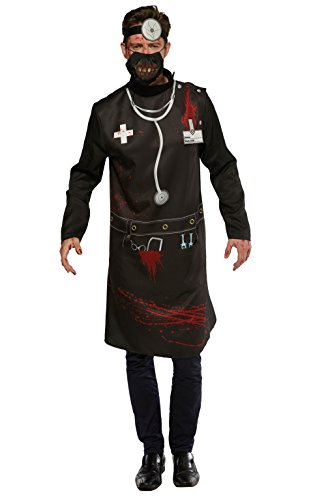 Rubie's Official Horror Doctor, Zombie Mens Halloween Costume, Mens Size...