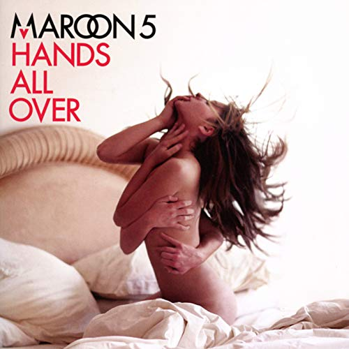 Hands All Over (Titre Bonus Inclus)
