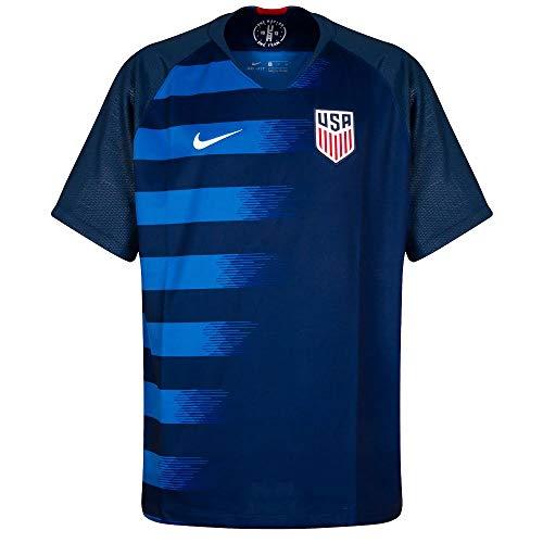 NIKE Men's Soccer U.S. Away Jersey (X-Large)