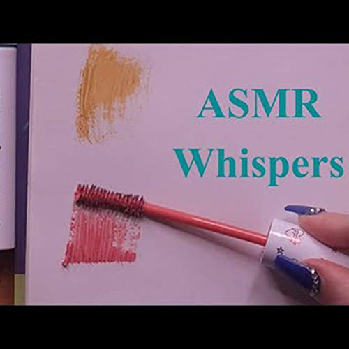 Spine Tingles Colorful Mascara, Eyeliner and Makeup Stickers Pt.10