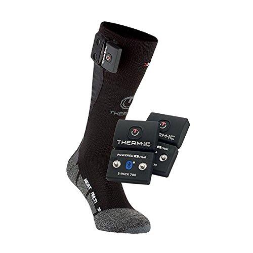 Thermic T45 – 0202 – 200 calcetines calefactora Mixta, N