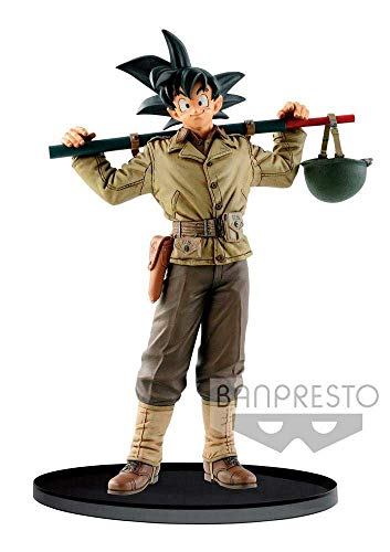 Banpresto Dragon Ball Z: World Figure Colosseum2 - Son Goku
