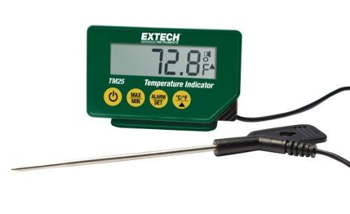 Extech TM25 Indicatore di Temperatura Impermeabile